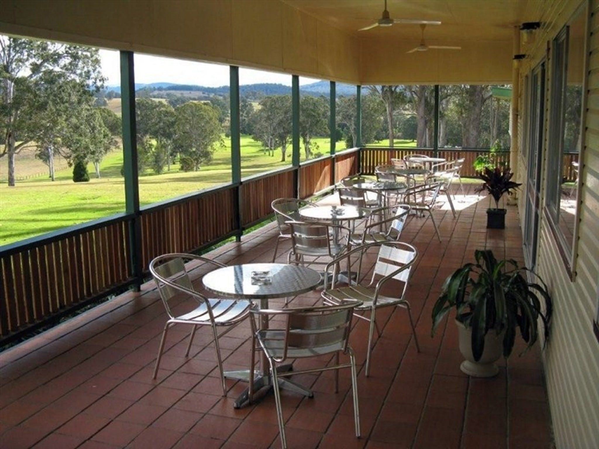 Woodenbong and District Golf Club