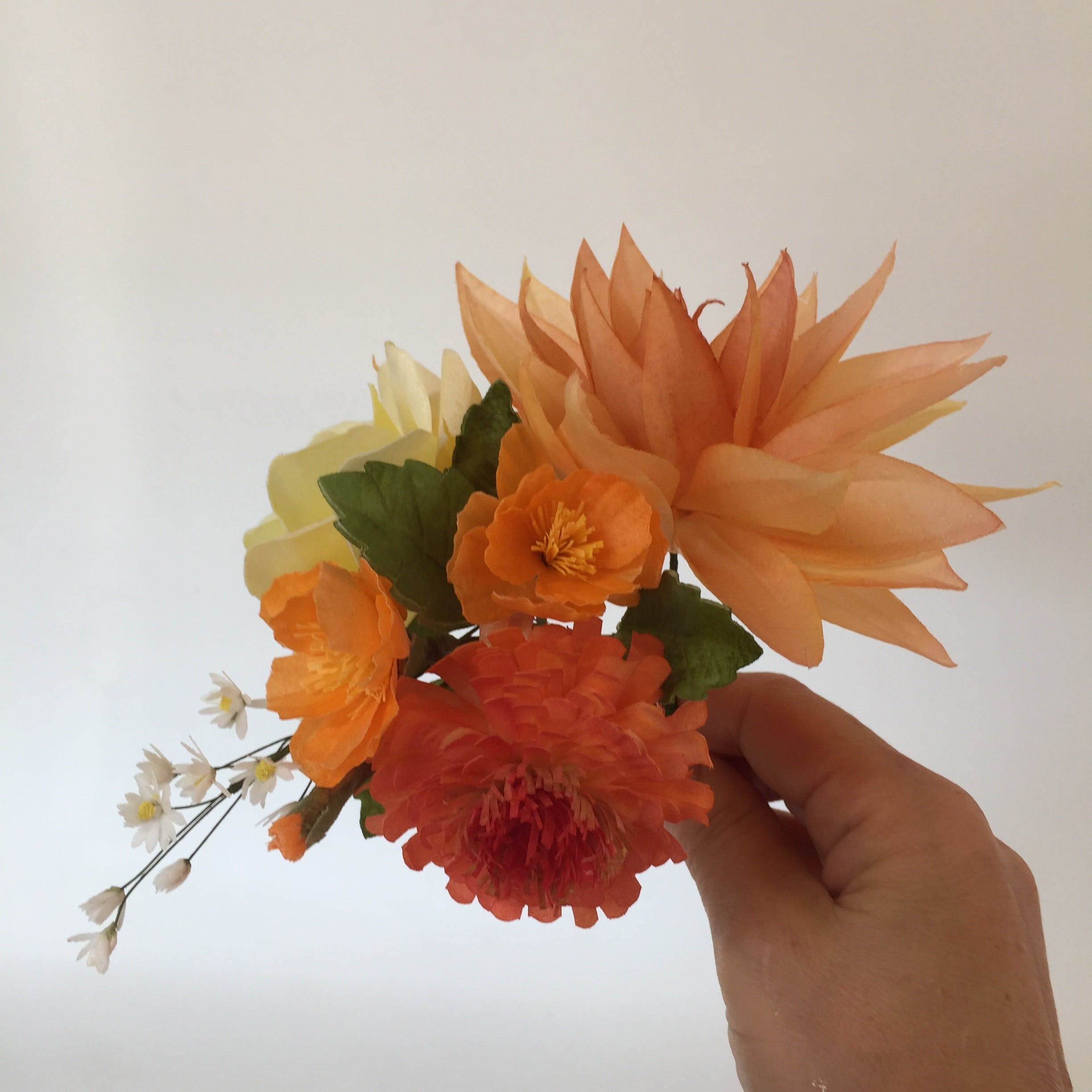 Wafer Paper Flower Class: Autumn Flowers