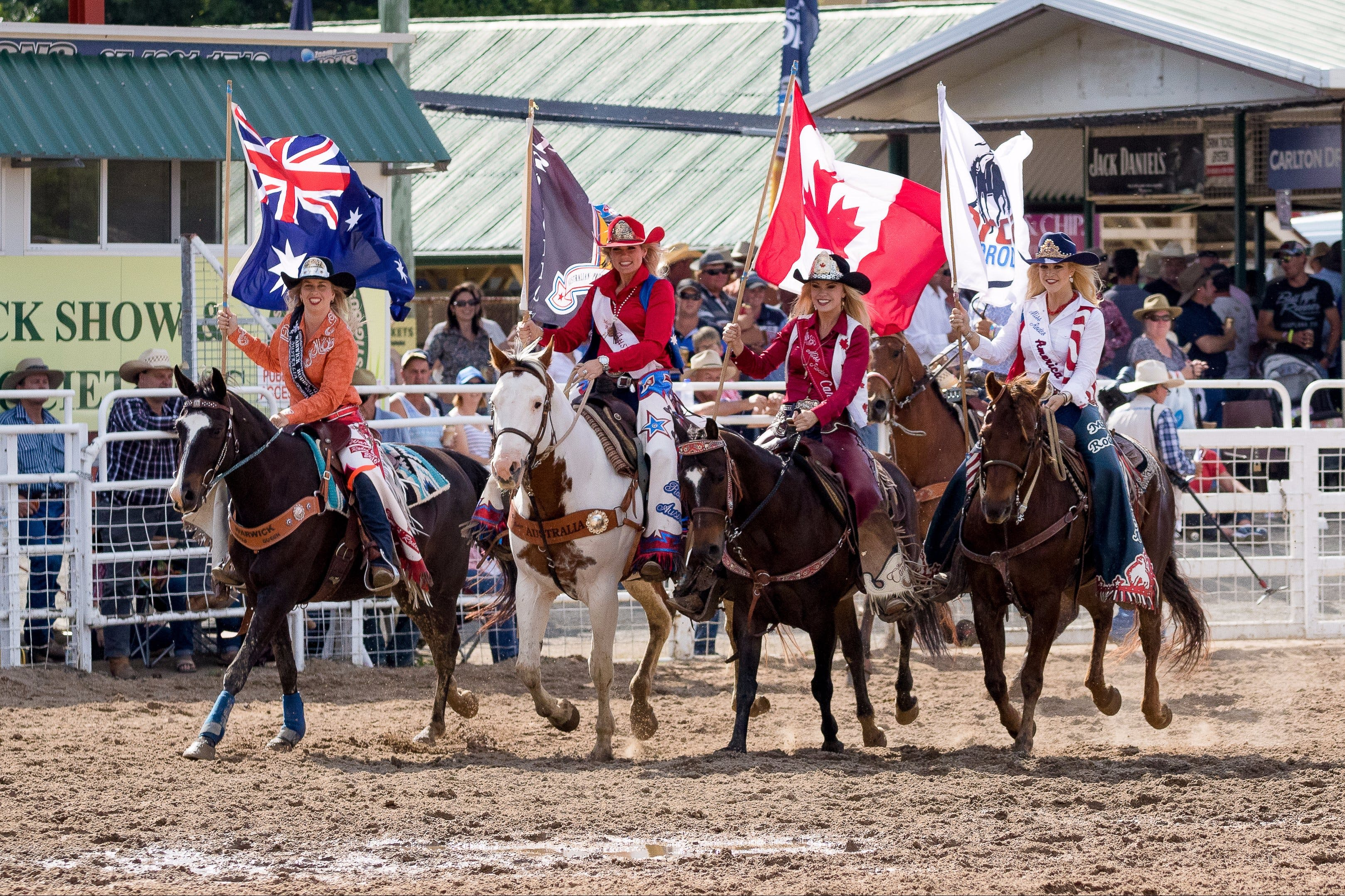 Warwick Rodeo National APRA National Finals and Warwick Gold Cup Campdraft
